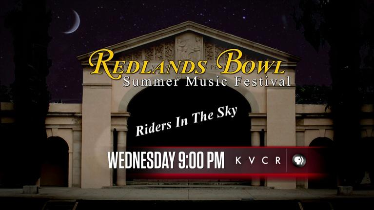 Redlands Bowl Summer Music Festival: Riders in the Sky Preview