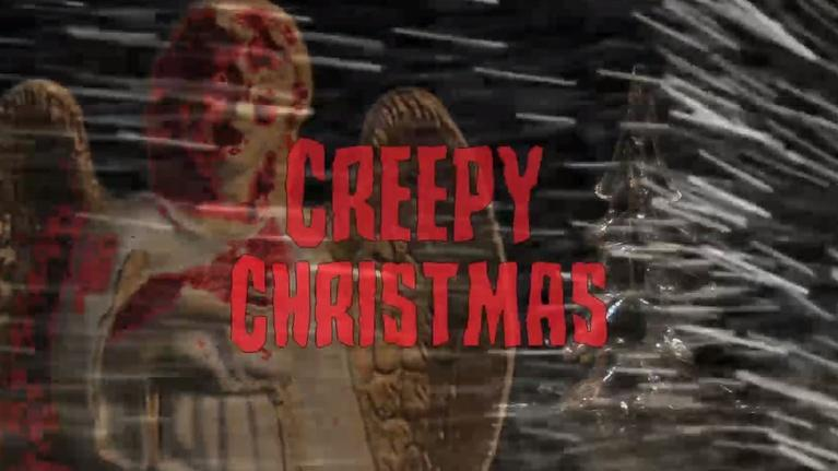 Vermont PBS Specials: New England Legends: Creepy Christmas