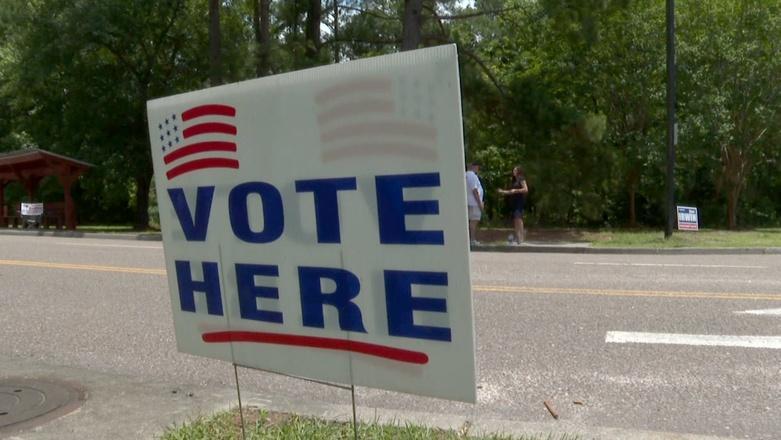Primary Election Recap logo