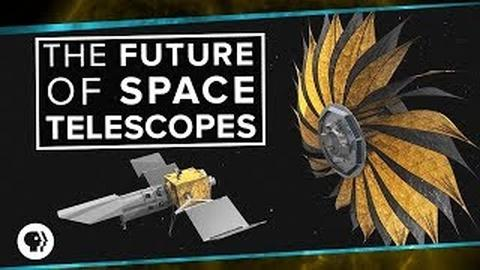 PBS Space Time -- The Future of Space Telescopes
