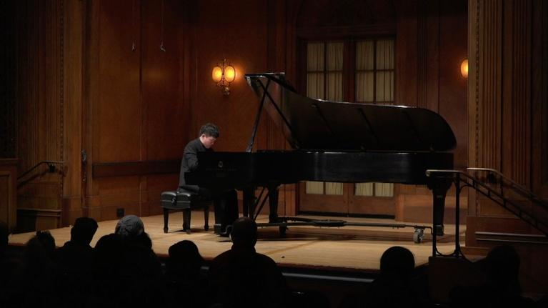 On Stage at Curtis: Music of the Baroque and Romantic Periods