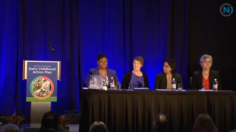 NC Early Childhood Summit: NCECS 2019 Summit: Panel 2 - Safe and Nurtured