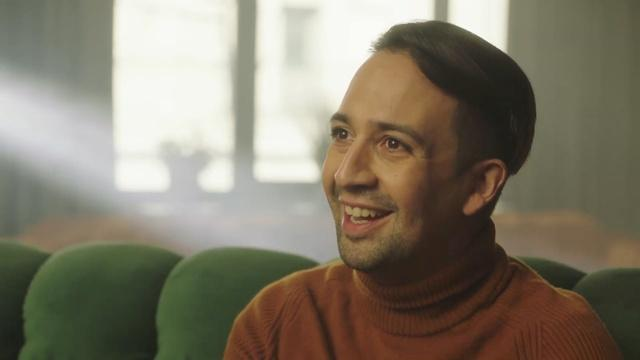 Lin-Manuel Miranda on his first viewing of