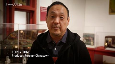 Local, USA -- #MyAPALife with Forever, Chinatown's Corey Tong