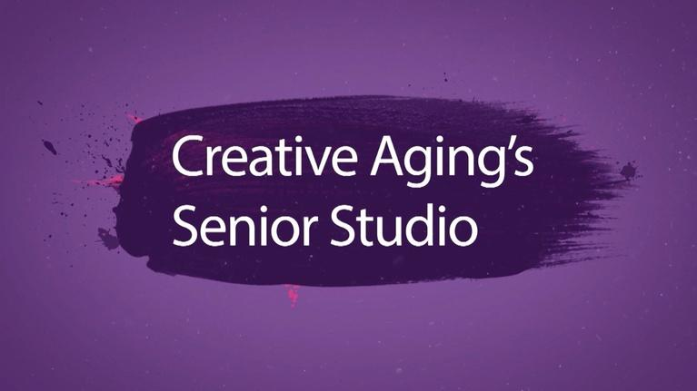The Best Times: Creative Aging's Senior Studio