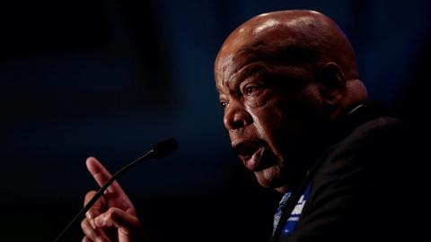 Remembering John Lewis, an American civil rights icon