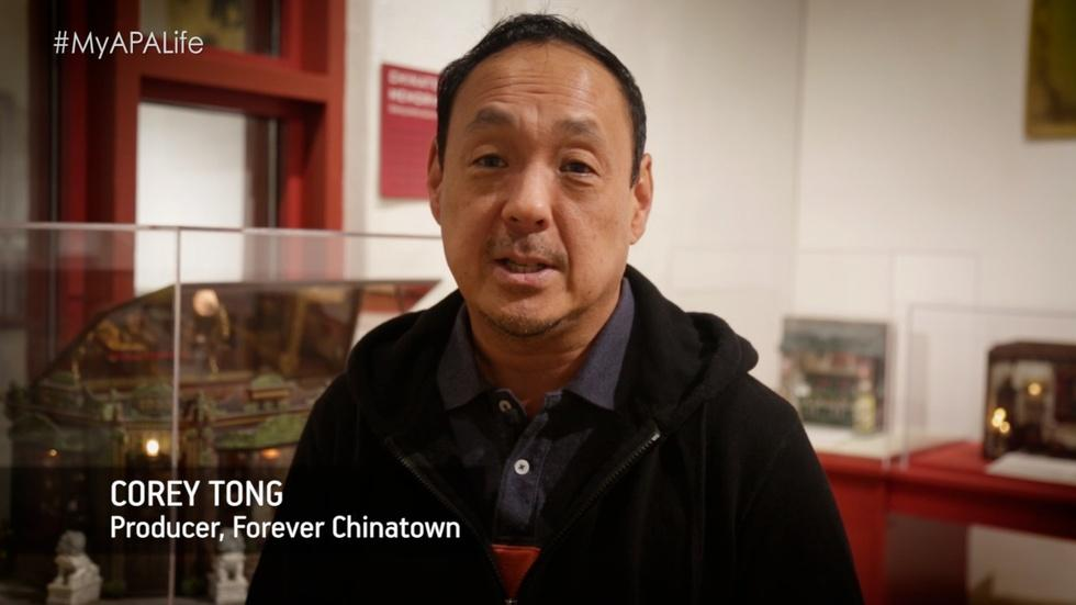 #MyAPALife with Forever, Chinatown's James Q. Chan and Corey image