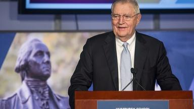 How Walter Mondale transformed the office of vice president