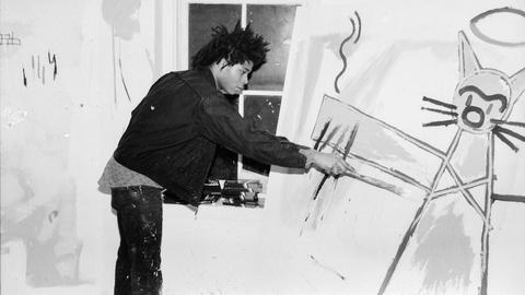 American Masters -- Jean-Michel Basquiat  Trailer