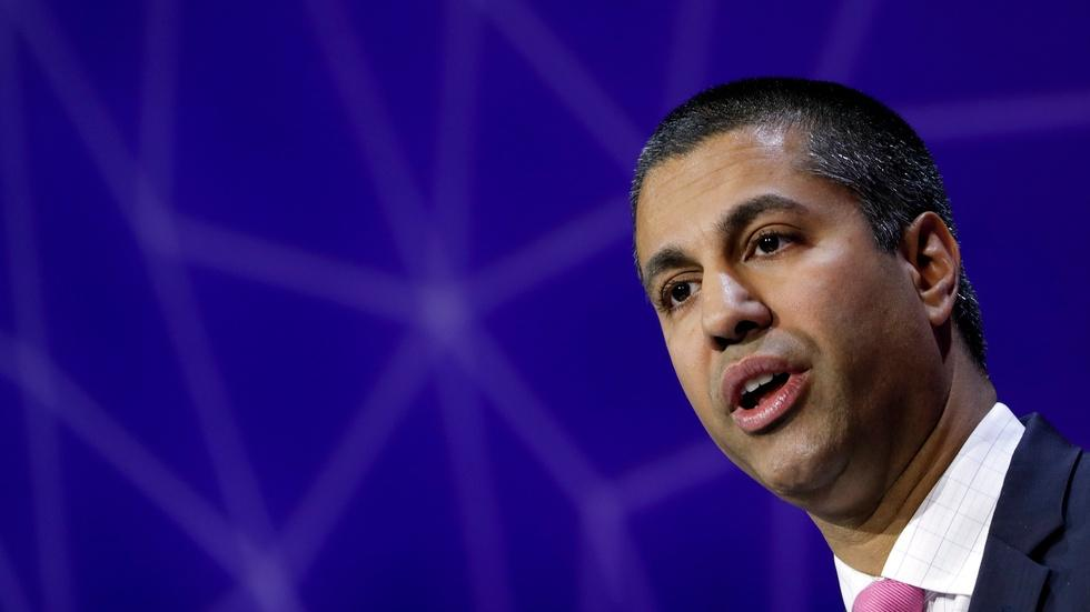 Ajit Pai explains why he wants to scrap net neutrality image