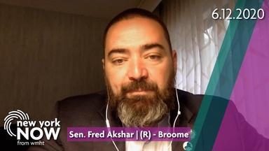 State Senator Fred Akshar on Police Reform, 50-A