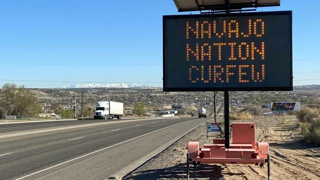 Navajo Nation's health care system strained by COVID-19
