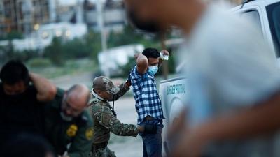 PBS NewsHour | Here's how Border Patrol apprehends, aids migrants