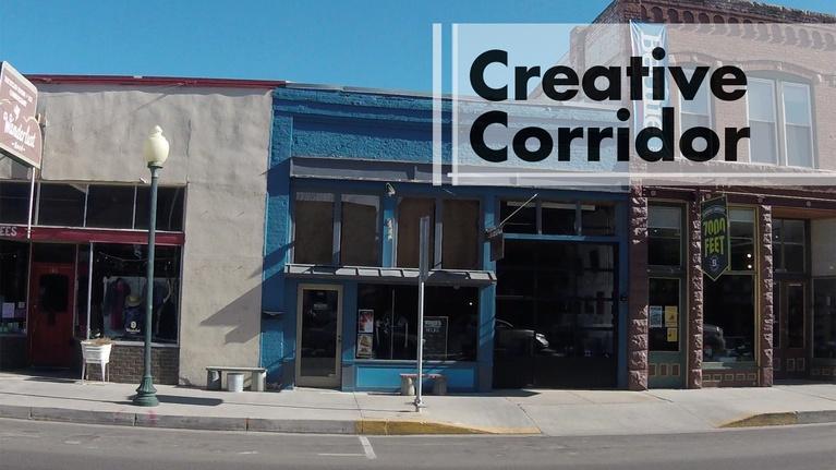 Arts District: Creative Corridor