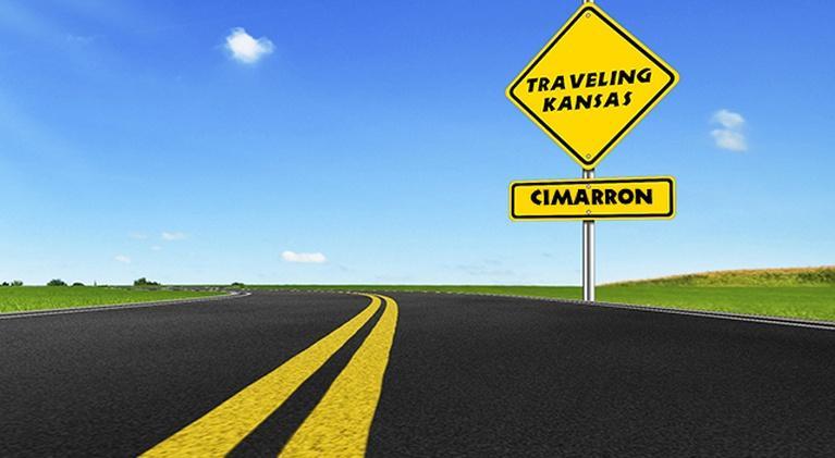 Traveling Kansas: Traveling Kansas - Cimarron (Ep604)