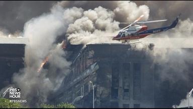 Robert Hogue shares story of surviving 9/11 Pentagon attack