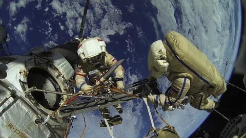 SciTech Now -- Space films