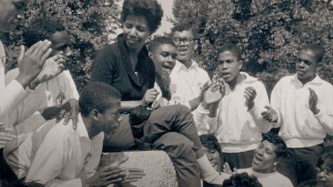 American Masters -- Lorraine Hansberry on being young, gifted and black