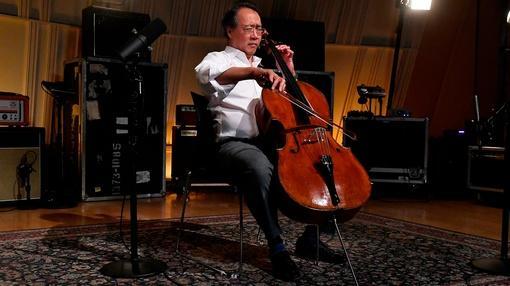 PBS NewsHour : Yo-Yo Ma encourages 'Songs of Comfort' amid global crisis