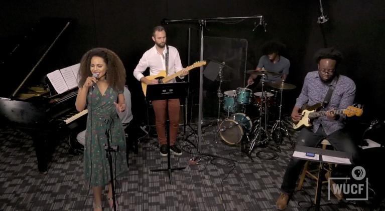 Live from Studio A: Lauren Henderson: Riptide