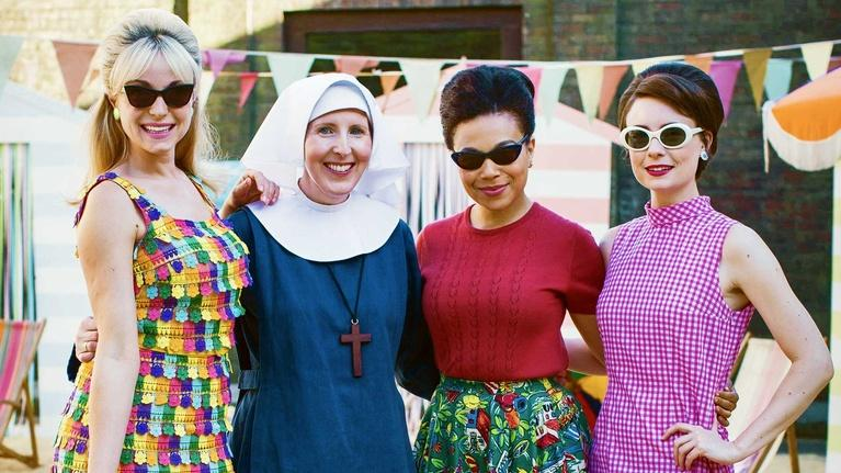Call the Midwife: Behind the Scenes | New Costumes for 1964