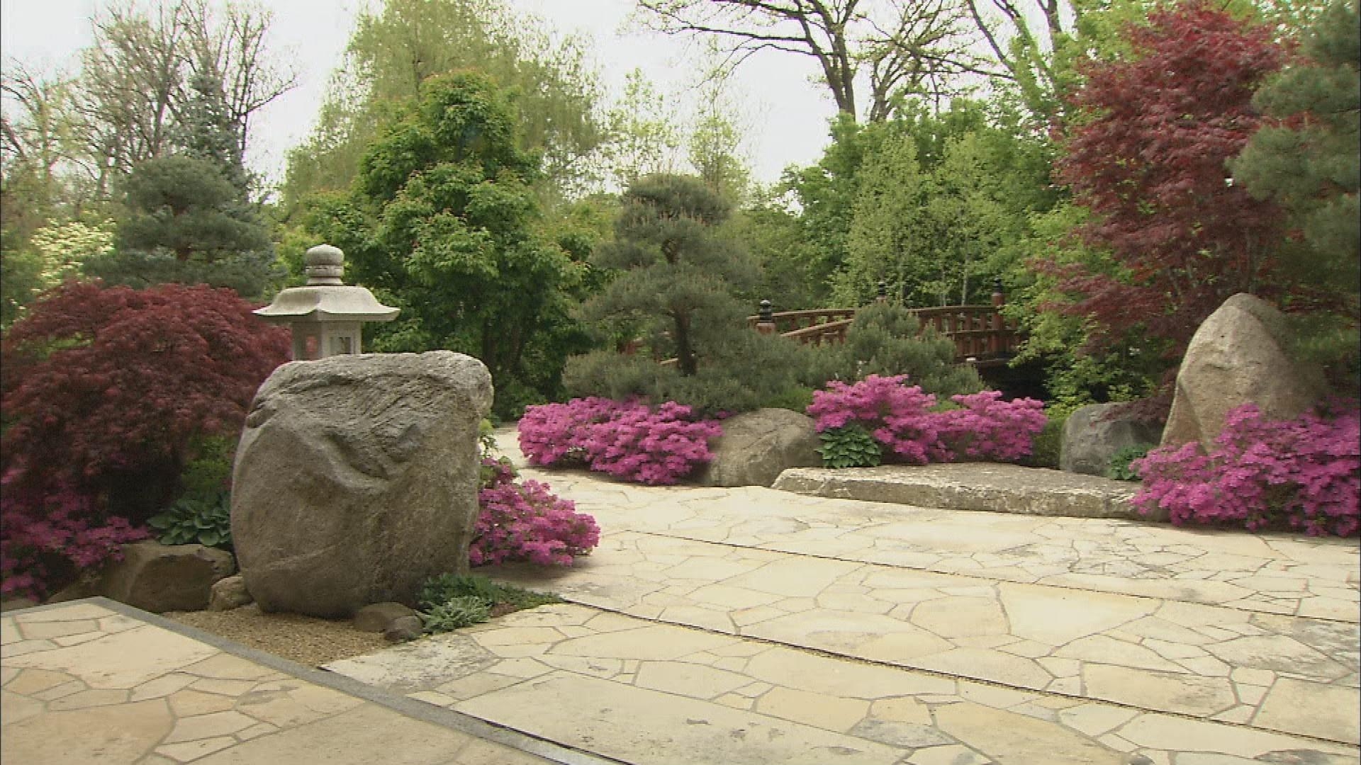 Video Thumbnail: The Wisconsin Gardener Anderson Japanese Gardens