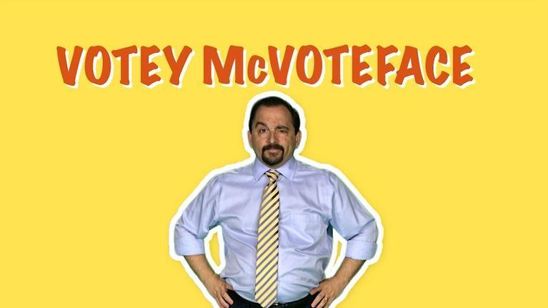 Votey McVoteface: What is Votey McVoteFace