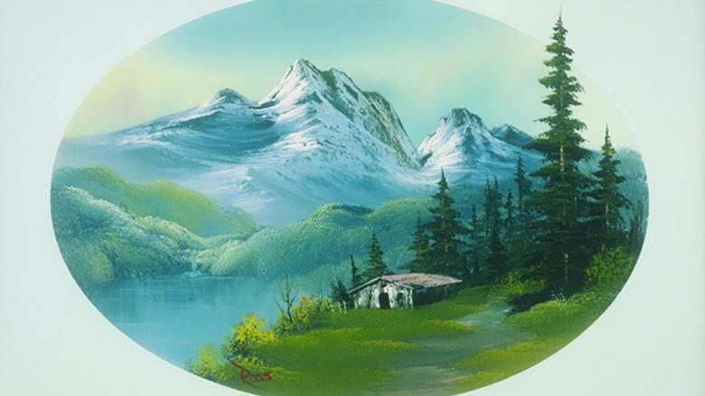The Best of the Joy of Painting with Bob Ross Image
