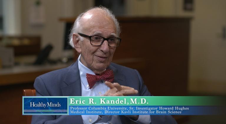 Healthy Minds with Dr. Jeffrey Borenstein: Brain Science and Art: Nobel Laureate, Dr. Eric Kandel