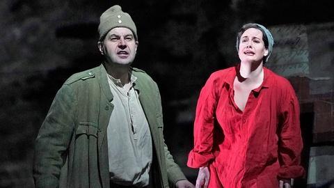 Great Performances -- Wozzeck Contemplates Murder