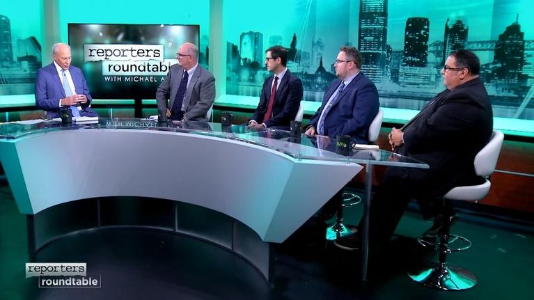 Reporters Roundtable: The Great Democrat Divide