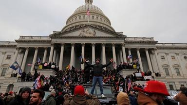 What consequences have rioters faced for the Capitol attack?