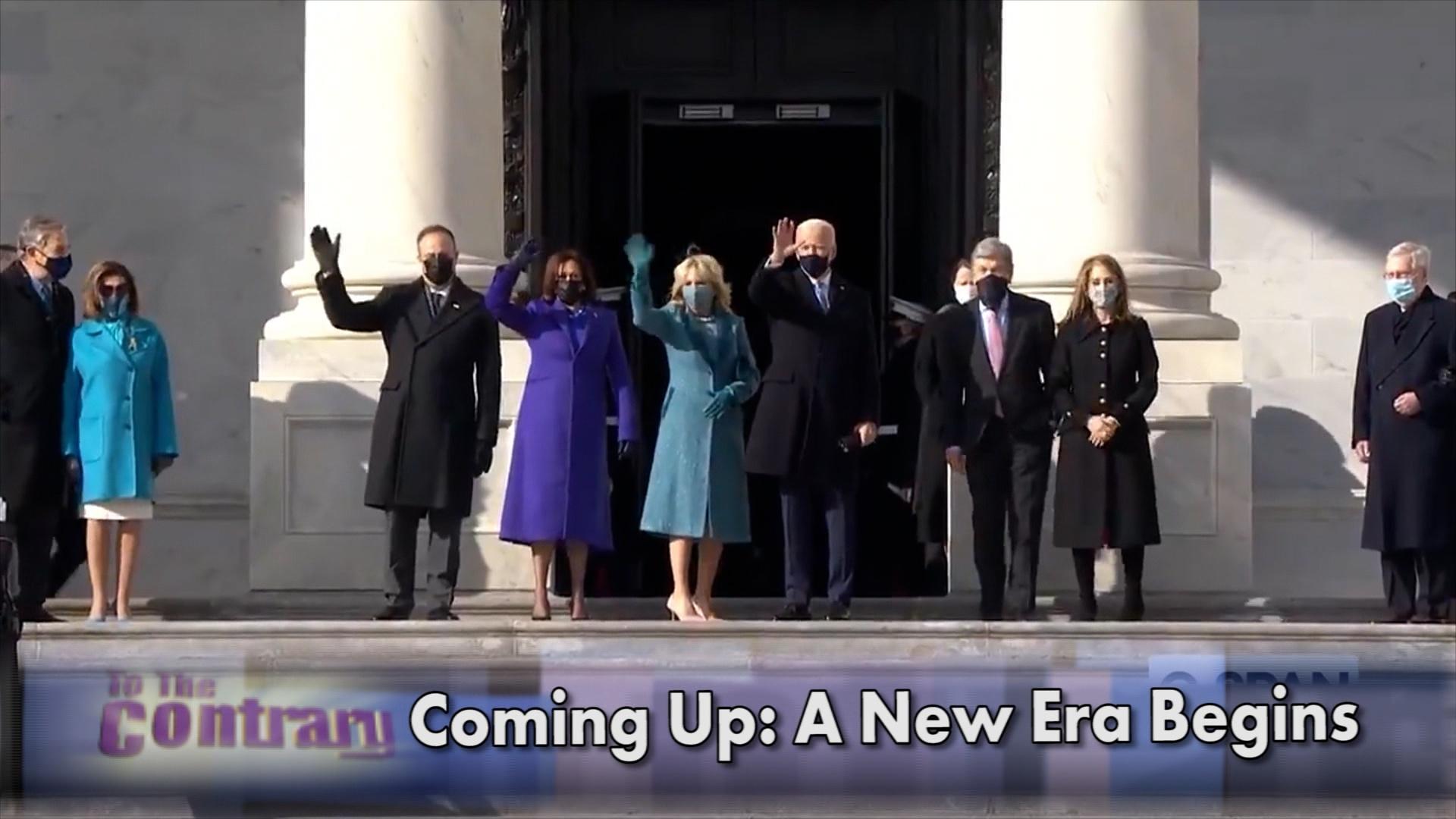 President Biden & Vice President Harris' Inauguration