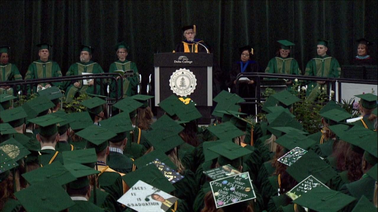 Delta College 2018 Commencement