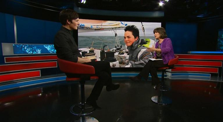 Amanpour on PBS: Amanpour: Filippo Grandi and Ellen MacArthur