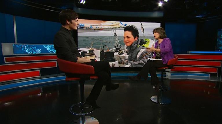 Amanpour on PBS: Amanpour: Filippo Grandi and Ellen MacArthur