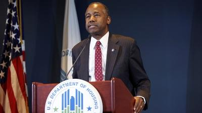 PBS NewsHour | HUD's Ben Carson on public housing and political 'spin'