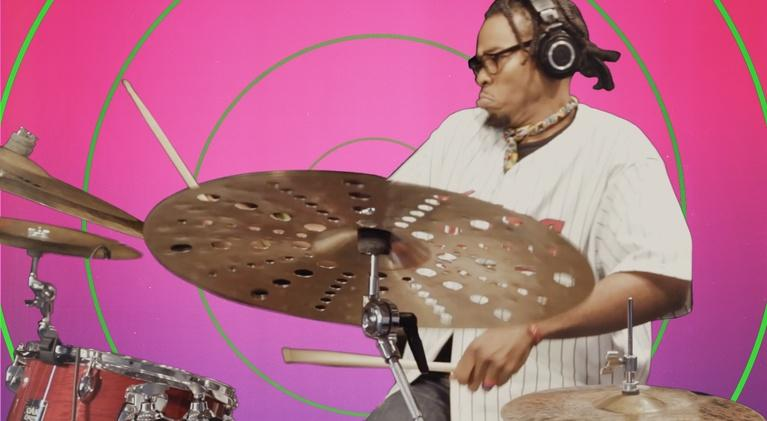 Sound Field: How To Make a Living as a Drummer with LA Buckner