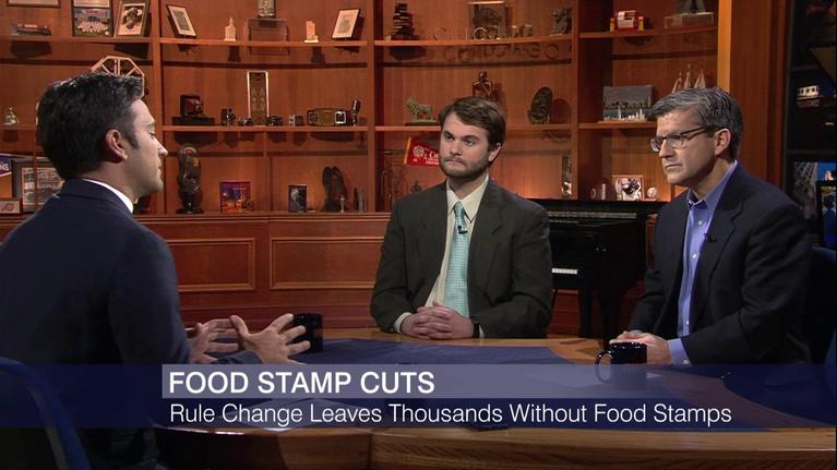 Chicago Tonight: Thousands Could Lose Food Stamps Under Federal Rule Change