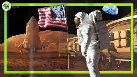 America From Scratch -- Should We Pay People to Move to Mars?