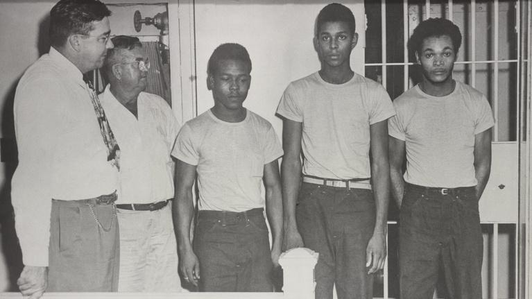 The Groveland Four: The Groveland Four