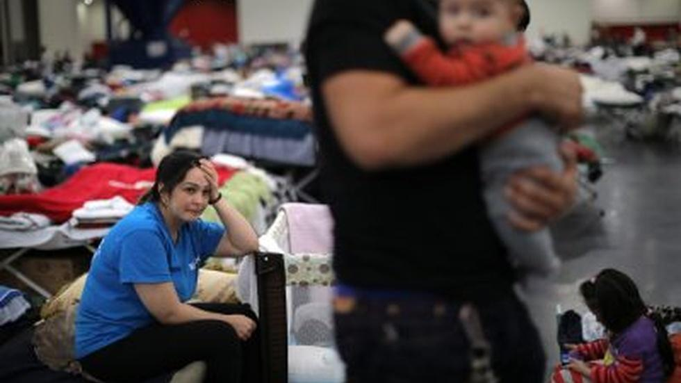 As storm victims leave shelters, the most vulnerable remain image
