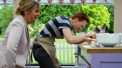 The Great British Baking Show -- S4 Ep9: Preview: Patisserie