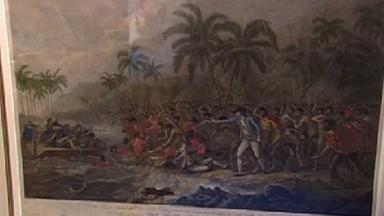 Appraisal: 1784 John Webber Captain Cook