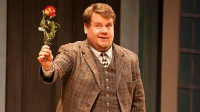 "James Corden on ""One Man, Two Guvnors"""