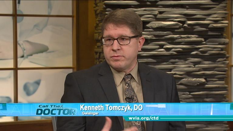 Call The Doctor: Kenneth Tomczyk, DO