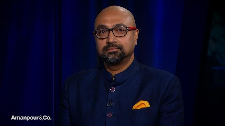 Amanpour and Company: Bobby Ghosh on Pres. Trump's India Visit and Stance on Islam