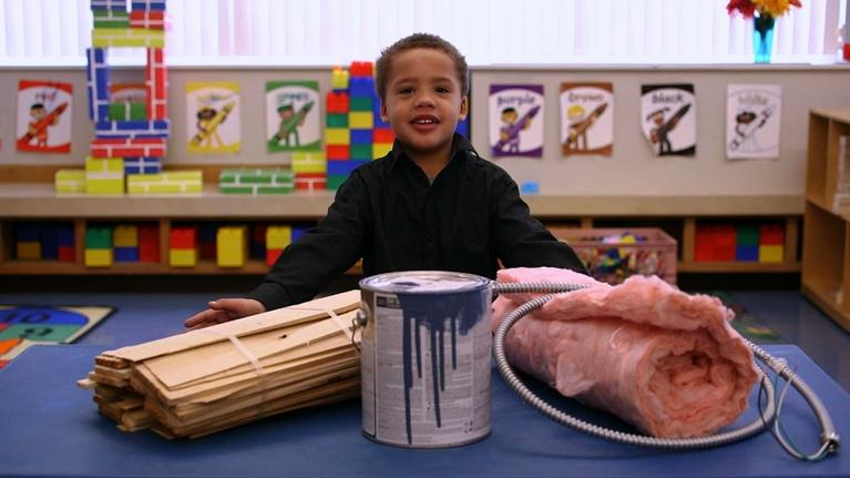 DPTV Early Learning: Raw Materials | Preschool Matters!