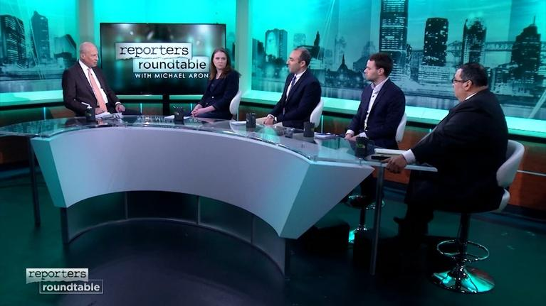 Reporters Roundtable: A Step Forward