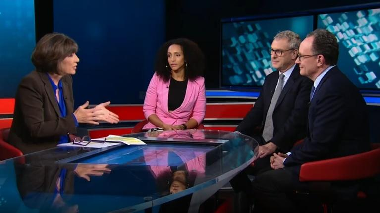 Amanpour and Company: Roundtable Analysis of the UK General Election and Brexit